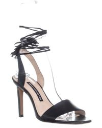 French Connection - Liesel Dress Sandals - Lyst