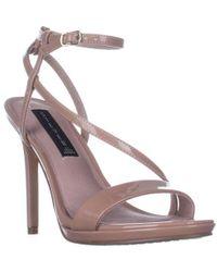 Steve Madden - Steven Rees Ankle Strap Dress Sandals - Lyst