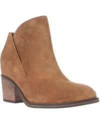 Jessica Simpson - Tandra Short Ankle Boots - Lyst