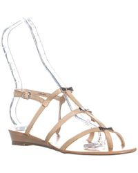 Chinese Laundry - Carefree Flat Sandals - Lyst