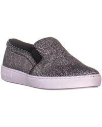 c8fbd30baf4e8 Lyst - Michael Kors Michael Boerum Casual Lace Up Sneakers in Black