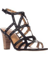 Franco Sarto - Calesta Heeled Sandals - Lyst