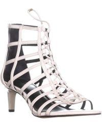 CALVIN KLEIN 205W39NYC - Neah Gladiator Dress Sandals - Lyst