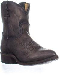 Frye - Billy Short Western Boots - Lyst