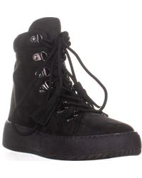 Aerosoles - Papyrus Lace Up Ankle Boots - Lyst