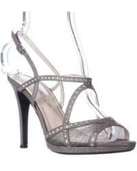 Caparros - Truly Strappy Evening Sandals - Lyst