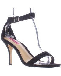 Betsey Johnson - Brodway Ankle Strap - Lyst