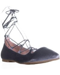 Chinese Laundry Endless Summer Lace Up Flats
