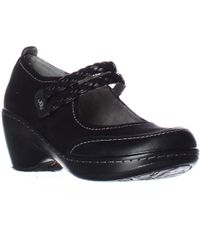 Jambu - Jbu Emerald Wedge Mary Jane Court Shoes - Lyst