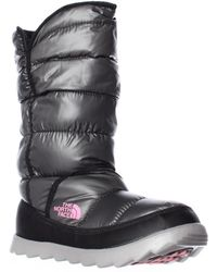 The North Face - Amore Ii Water Resistant Winter Boots - Lyst