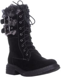 Wanted - Pilsner Lace-up Booties - Lyst