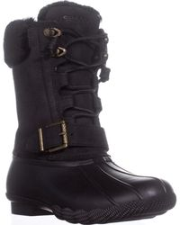Sperry Top-Sider - Saltwater Misty Mid Calf Rain Boots - Lyst