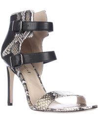 Via Spiga - Evangeline Double Strap Sandals - Lyst