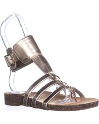Sam Edelman - Circus By Katie Ankle Strap Flat Sandals - Lyst