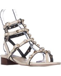 Steve Madden - Crowne Flat Gladiator Sandals - Lyst