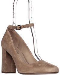 Via Spiga - Selita Ankle Strap Court Shoes - Lyst