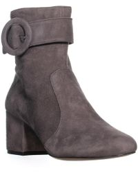 Nine West - Quilby Buckle Ankle Boots - Lyst