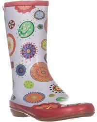 Sporto - Avery Mid Calf Rain Boots - Lyst
