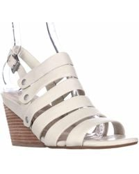 Naya - Lassie Strappy Wedge Sandals - Lyst