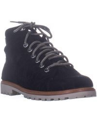 bb6264871f2 COACH - Ester Embossed High Top Sneakers - Lyst