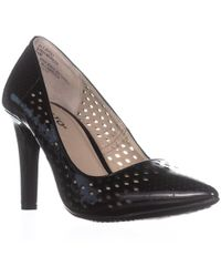 Rialto - Riatlo Moreen Pointed Toe Slip On Court Shoes - Lyst