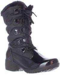Khombu - Audrey Mid Calf Waaterproof Winter Boots - Lyst