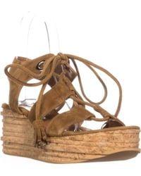 Andre Assous - Brigitte Platform Gladiator Sandals - Lyst