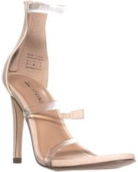 Call It Spring - Astoelian Triple Strap Dress Sandals - Lyst