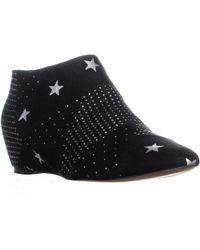 Avec Les Filles - Beatrice Hidden Wedge Ankle Boots - Lyst