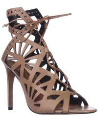 Dolce Vita - Helena Cut-out Lace-up Dress Sandals - Lyst