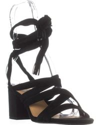 Lucky Brand - Idalina Lace-up Strappy Sandals - Lyst