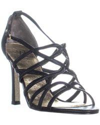 Adrianna Papell - Elda Strappy Dress Sandals - Lyst