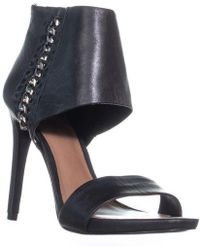 Vince Camuto - Freya Open Toe Ankle Strap Sandals - Lyst