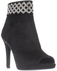 Caparros - Electra (black Suede) Boots - Lyst