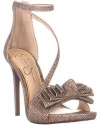 Jessica Simpson - Remyia Evening Sandals - Lyst