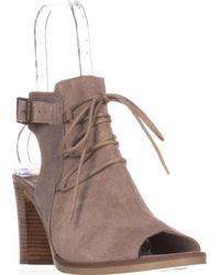 Bella Vita - Pruitaly Peep Toe Sandals - Lyst