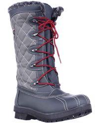 Sporto - Camille Waterproof Winter Snow Boots - Lyst