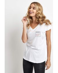 Good Hyouman - Rounded Relaxed Tee - Lyst