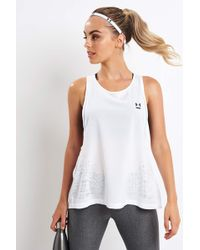 Under Armour - Perpetual Woven Tank - Lyst