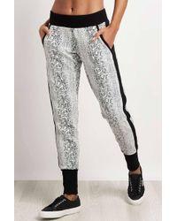 Michi - Serpente Sweatpant - Lyst