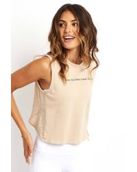 Good Hyouman - What You Sweat Is What You Get Tank – The Shannon - Lyst