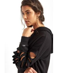 Alo Yoga - Slay Long Sleeve Top - Lyst