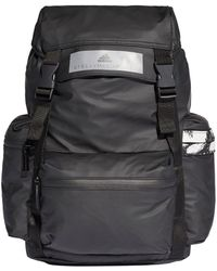 d7f0528017 Lyst - Adidas By Stella Mccartney Studio Neoprene Backpack in Green