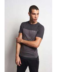 Falke - Ru T-shirt Bicolour - Lyst