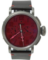 Bamford Watch Department - Red Zenith Type 20 Chrono 'ton Up' - Lyst