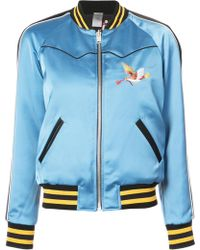COACH - Reversible California Puffer Jacket - Lyst