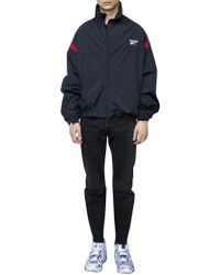 Vetements - X Reebok Track Jacket - Lyst