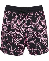 Vilebrequin - The Webster X Exclusive Swim Shorts - Lyst