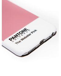 Case Scenario - The Webster X Pantone Universe X Iphone 6+ Case - Lyst