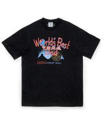 Vetements - Tourist Tee Shirt - Lyst